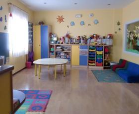 Escola Infantil Praia servicios de ludoteca